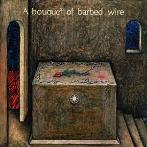 A Bouquet of Barbed Wire Compilation CD - Meridian - Ritual - Dan Reed Network Cover