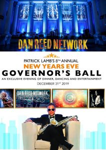 Dan Reed Network, Portland New Years Eve 2019