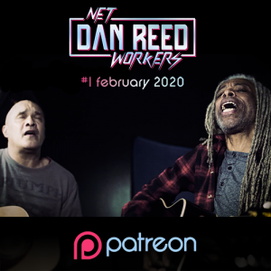 Dan Reed Network Patreon February 2020