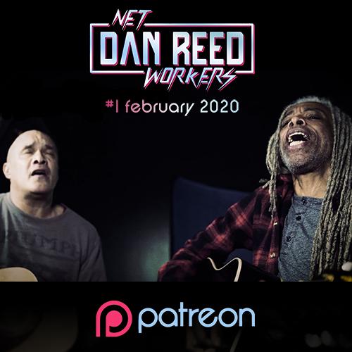 Dan Reed Network Patreon February 2020