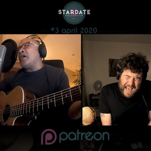Dan Reed Network Stardate Collective Patreon April 2020