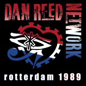 Dan Reed Network Rotterdam Ahoy 1989