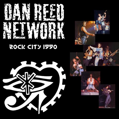 Dan Reed Network Nottingham Rock City 1990