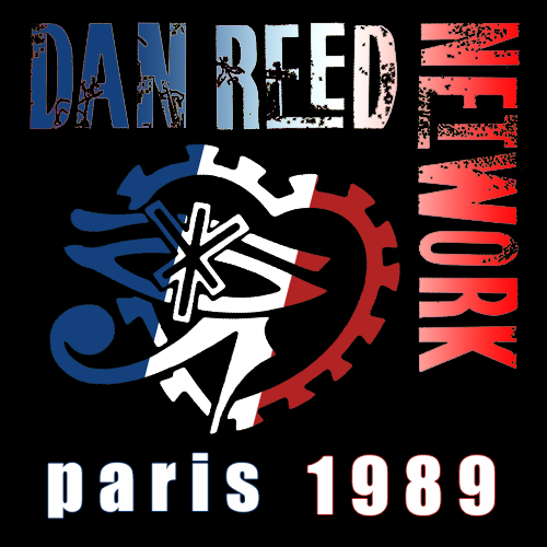 Dan Reed Network Paris France 1989