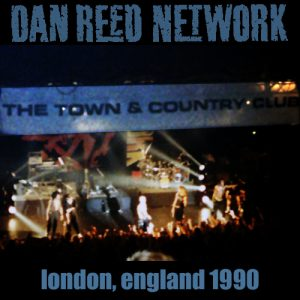 Dan Reed Network Town & Country Club London 1990