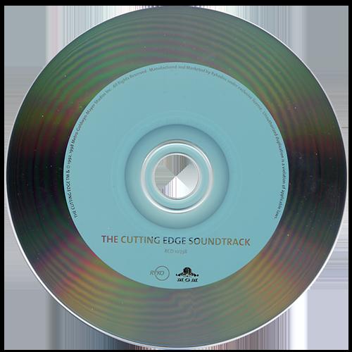 Cutting Edge Soundtrack CD