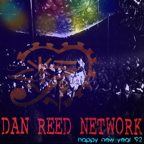 Dan Reed Network Live At Last 1991