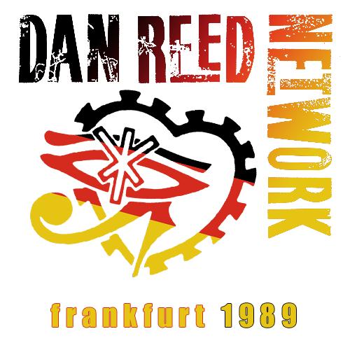 Dan Reed Network Frankfurt 1989 Tour Bon Jovi