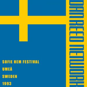 Dan Reed Network Umeå Sweden 1993