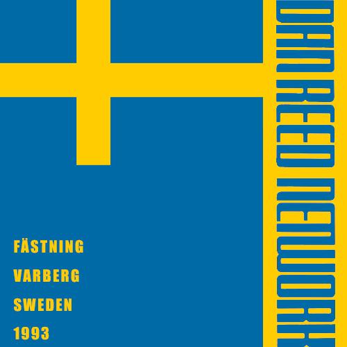 Dan Reed Network Varberg Sweden 1993