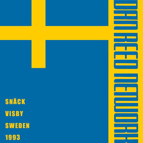 Dan Reed Network Visby 1993