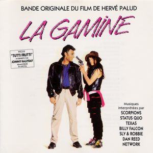 La Gamine Soundtrack CD Dan Reed Network
