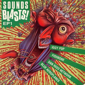 Sounds Blasts! EP 1 Dan Reed Network