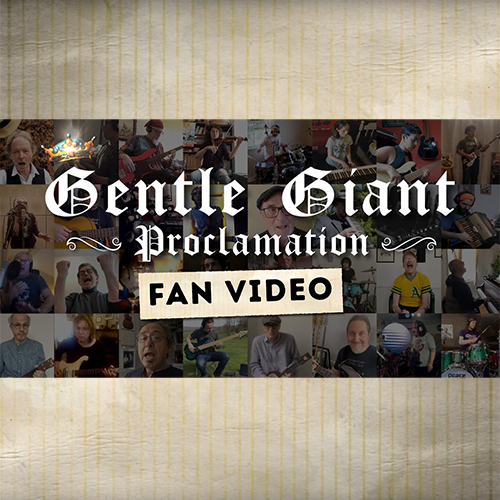 Gentle Giant - Proclamation